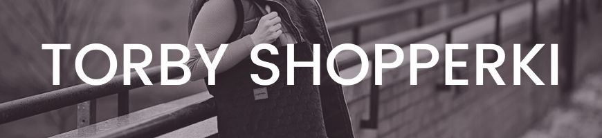 Torby shopperki damskie - kolekcja Maryhol
